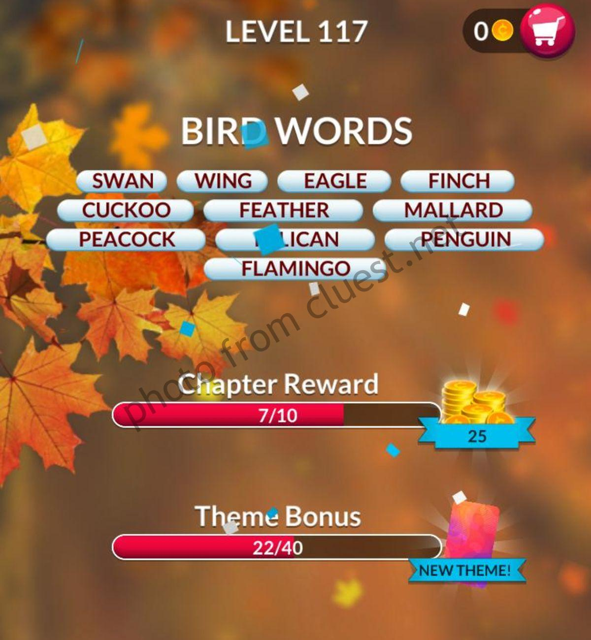 Word Stacks Level 117 Answers And Cheats Cluest